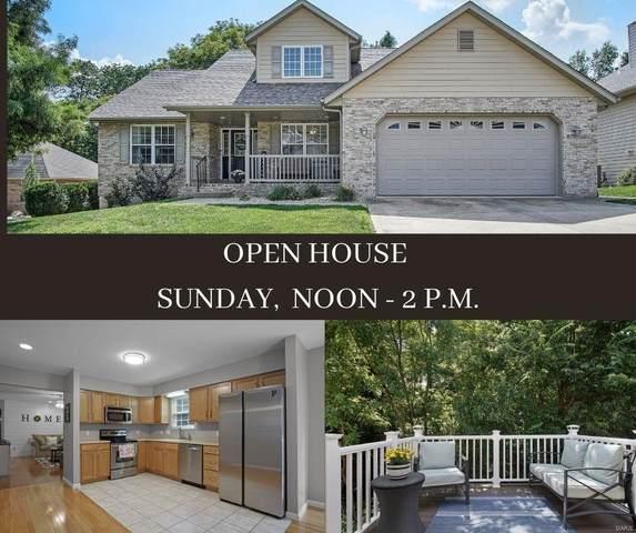 500 Monticello Place, Edwardsville, IL 62025 (#21066068) :: Finest Homes Network