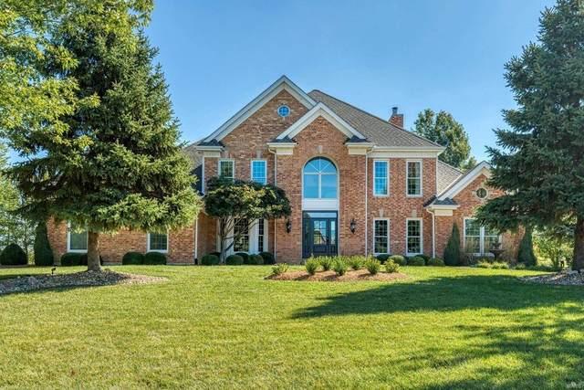 700 Hillenkamp Drive, Weldon Spring, MO 63304 (#21066071) :: Jeremy Schneider Real Estate