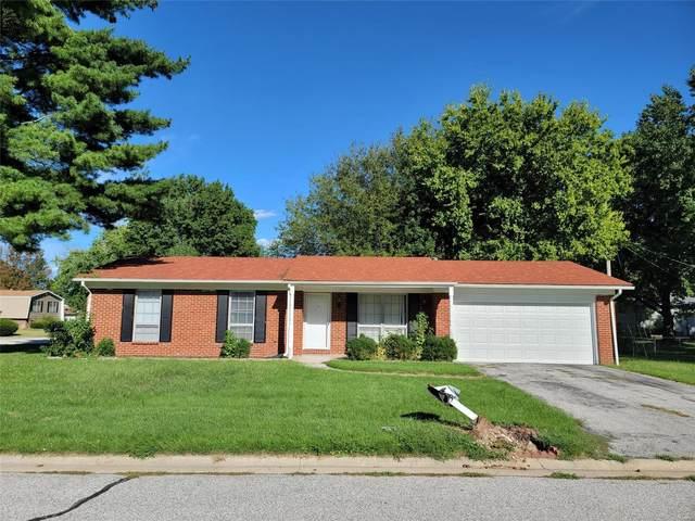 420 Anita Drive, Fairview Heights, IL 62208 (#21066073) :: Jenna Davis Homes LLC