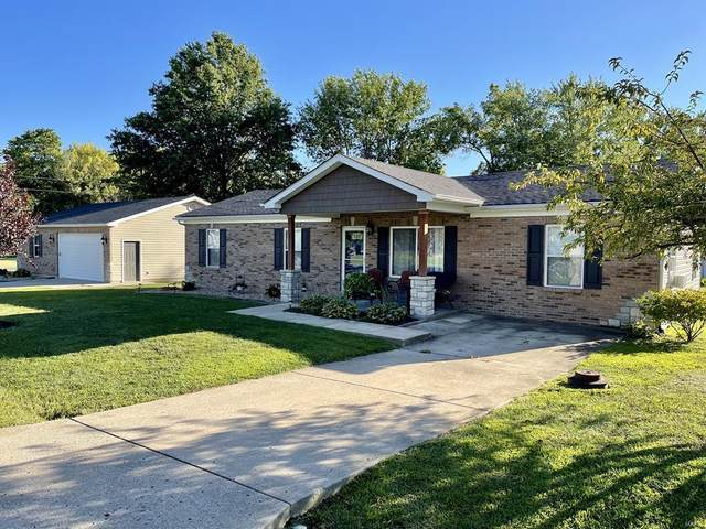 103 N Broadwater Street, New Florence, MO 63363 (#21066074) :: Realty Executives, Fort Leonard Wood LLC