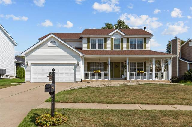 34 Lace Bark Court, O'Fallon, MO 63368 (#21066079) :: St. Louis Finest Homes Realty Group