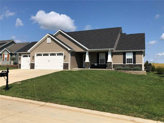 436 Cass Drive, Troy, MO 63379 (#21066101) :: St. Louis Finest Homes Realty Group