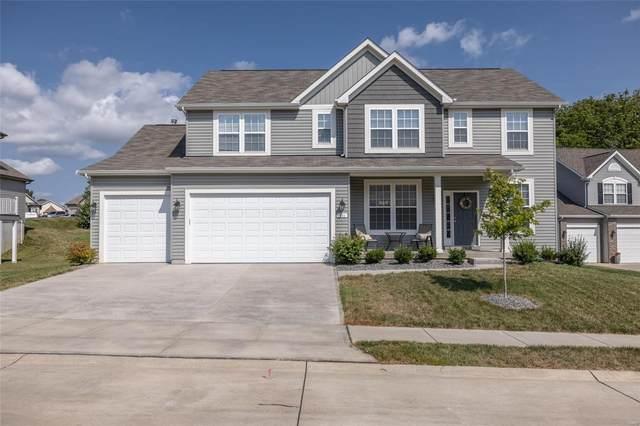 511 Roaring Fork, Cottleville, MO 63376 (#21066111) :: Jenna Davis Homes LLC