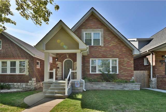 5748 Winona Avenue, St Louis, MO 63109 (#21066118) :: Parson Realty Group