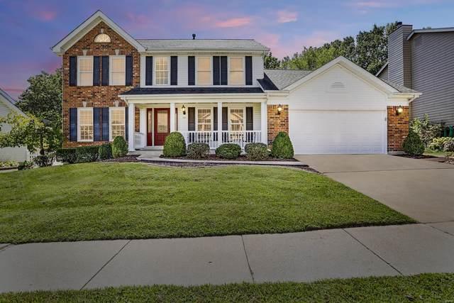 283 Cherry Hills Meadows Drive, Grover, MO 63040 (#21066121) :: Jenna Davis Homes LLC