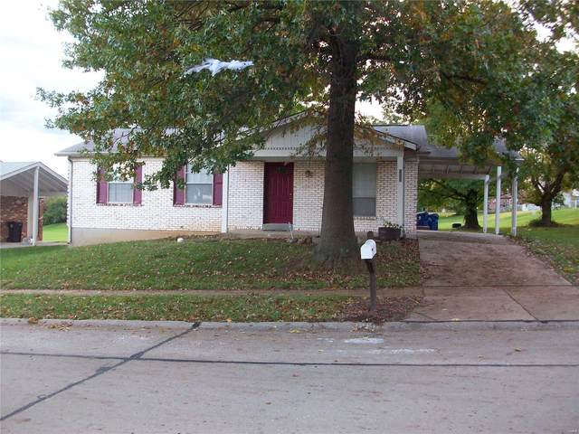2260 Central Parkway Drive, Florissant, MO 63031 (#21066123) :: Parson Realty Group