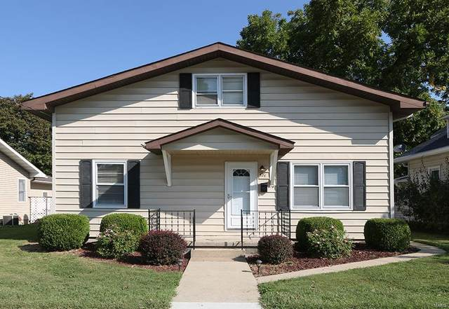321 N 1st Street, BREESE, IL 62230 (#21066131) :: Fusion Realty, LLC