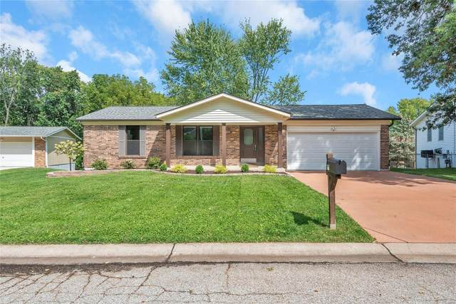 17 Spencer Valley Drive, Saint Peters, MO 63376 (#21066150) :: Parson Realty Group