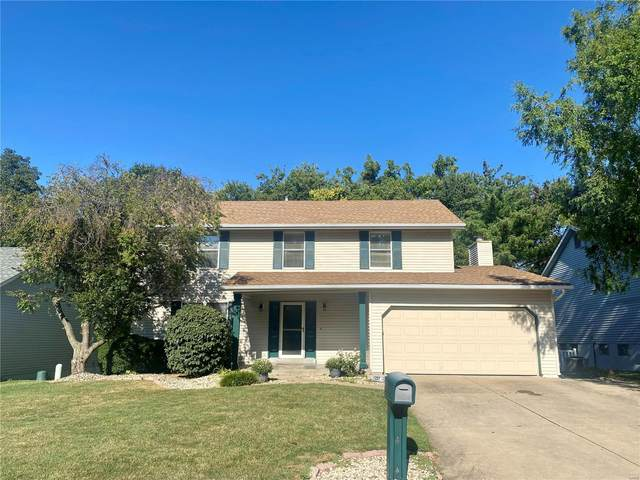 1237 Colby, Saint Peters, MO 63376 (#21066155) :: The Becky O'Neill Power Home Selling Team