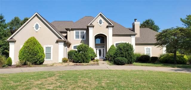 312 W Waters Edge Drive, Shiloh, IL 62221 (#21066160) :: Reconnect Real Estate