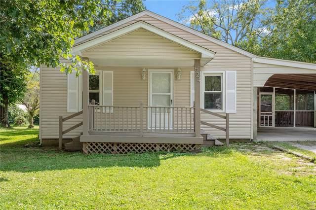 524 Belvedere, Belleville, IL 62223 (#21066164) :: Jenna Davis Homes LLC
