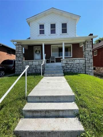 3116 Hampton Avenue, St Louis, MO 63139 (#21066177) :: Jenna Davis Homes LLC