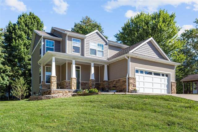 1003 Hickory, Collinsville, IL 62234 (#21066178) :: Parson Realty Group