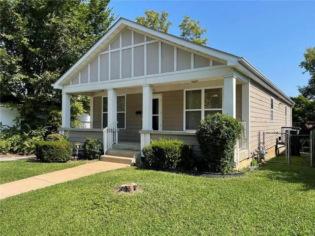 4969 Ashby Avenue, St Louis, MO 63115 (#21066181) :: Walker Real Estate Team