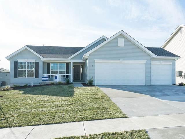 17505 Wyman Ridge Drive, Eureka, MO 63025 (#21066196) :: Jenna Davis Homes LLC