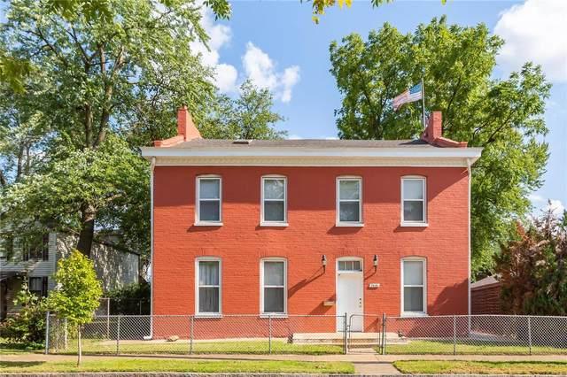 7416 Pennsylvania Avenue, St Louis, MO 63111 (#21066202) :: Clarity Street Realty