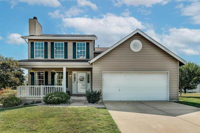 258 Hutchings Farm Boulevard N, O'Fallon, MO 63368 (#21066225) :: St. Louis Finest Homes Realty Group