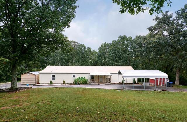 4366 E Swaller Road, Imperial, MO 63052 (#21066237) :: Delhougne Realty Group