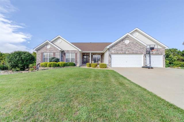330 Charity Drive, Lake St Louis, MO 63367 (#21066249) :: Jeremy Schneider Real Estate