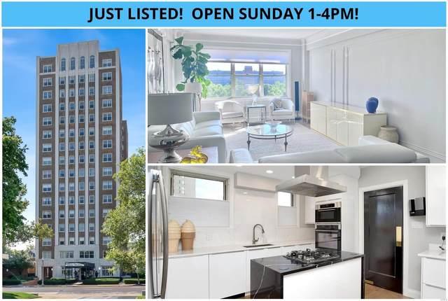 4440 Lindell Boulevard #1103, St Louis, MO 63108 (#21066264) :: Jeremy Schneider Real Estate