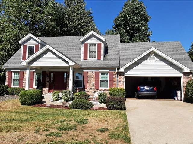129 Chardonnay Court, Florissant, MO 63031 (#21066269) :: Parson Realty Group