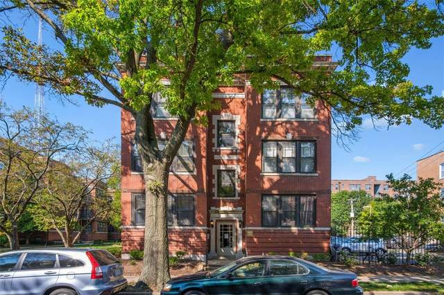 615 Clara Avenue 3C, St Louis, MO 63112 (#21066274) :: Palmer House Realty LLC