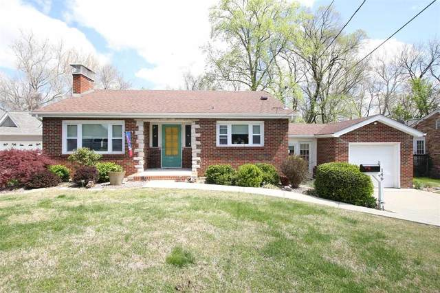 146 Helen Place, Collinsville, IL 62234 (#21066278) :: St. Louis Finest Homes Realty Group