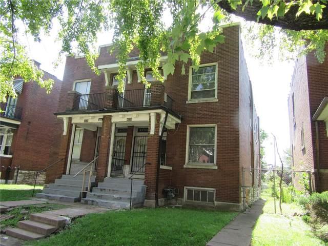 4538 Alice Avenue, St Louis, MO 63115 (#21066296) :: Walker Real Estate Team