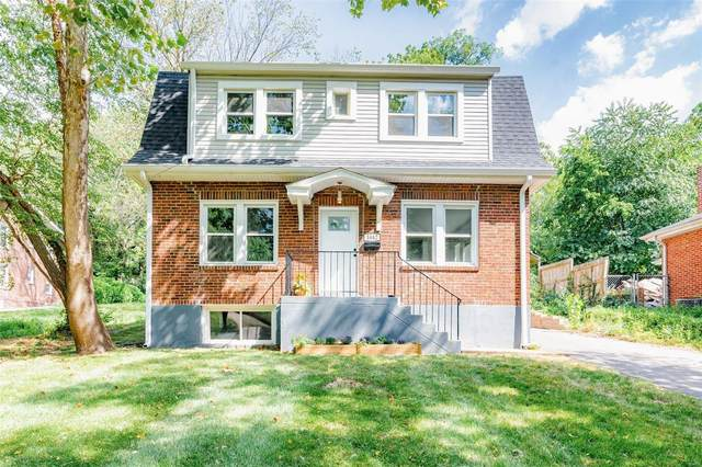 1442 Hawthorne Place, St Louis, MO 63117 (#21066311) :: Parson Realty Group