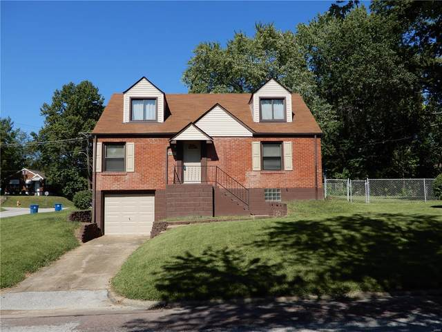 8687 Belhaven, St Louis, MO 63114 (#21066316) :: Clarity Street Realty