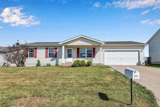 2419 Balboa Circle, Warrenton, MO 63383 (#21066332) :: Jeremy Schneider Real Estate