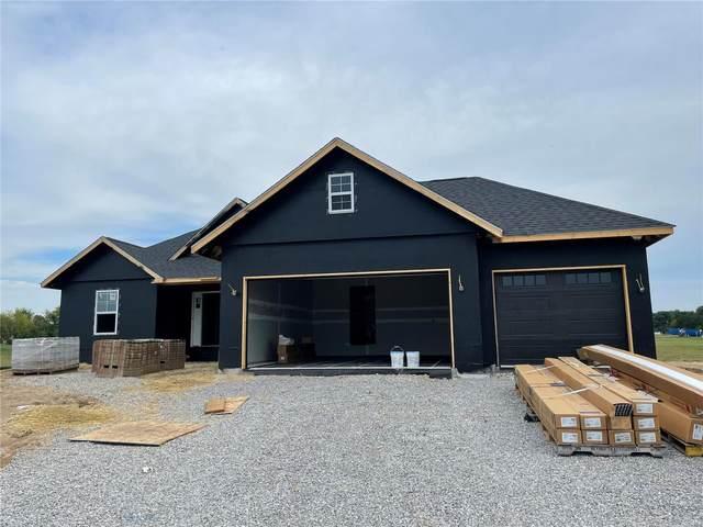 413 Grand Reserve Tbb, Shiloh, IL 62221 (#21066334) :: Fusion Realty, LLC