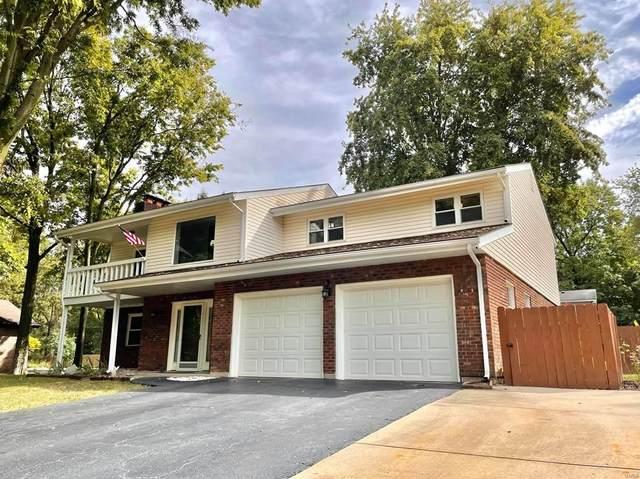 1 Keiths Court, Collinsville, IL 62234 (#21066336) :: Jeremy Schneider Real Estate