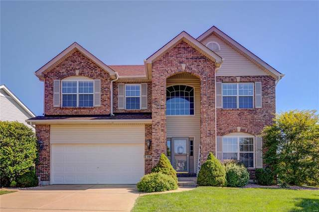 116 Peaceful Meadow Court, Lake St Louis, MO 63367 (#21066348) :: Jeremy Schneider Real Estate