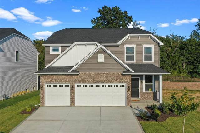 376 Cottage Grove, Wentzville, MO 63385 (#21066350) :: St. Louis Finest Homes Realty Group