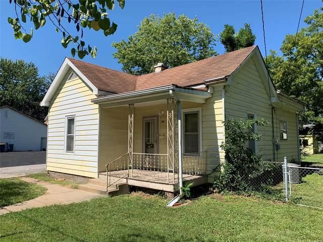515 Dewey Avenue, Edwardsville, IL 62025 (#21066351) :: Blasingame Group | Keller Williams Marquee