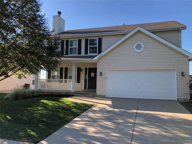6929 Arbor Cove Drive, Fairview Heights, IL 62208 (#21066358) :: Clarity Street Realty