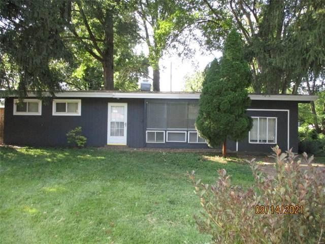 1132 Lakeview Avenue, St Louis, MO 63138 (#21066363) :: St. Louis Finest Homes Realty Group