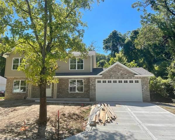 317 Autumn Ridge Drive, Collinsville, IL 62234 (#21066365) :: Walker Real Estate Team