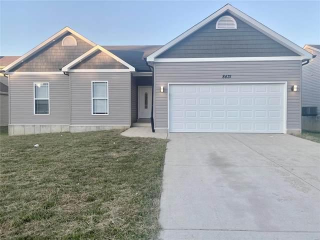 8431 Golden Spring Court, Cedar Hill, MO 63016 (#21066374) :: Jeremy Schneider Real Estate