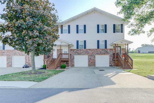866 Boca Raton Drive J, Saint Peters, MO 63376 (#21066395) :: Jenna Davis Homes LLC