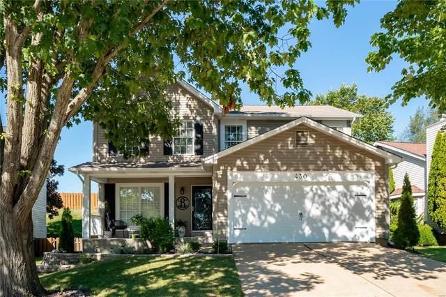 430 Oak Glen, Ballwin, MO 63021 (#21066398) :: Kelly Hager Group | TdD Premier Real Estate