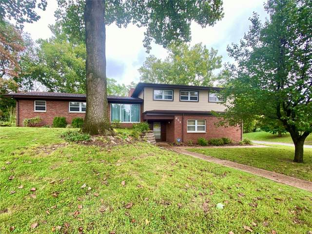 233 Country Club Acres, Belleville, IL 62223 (#21066404) :: Delhougne Realty Group