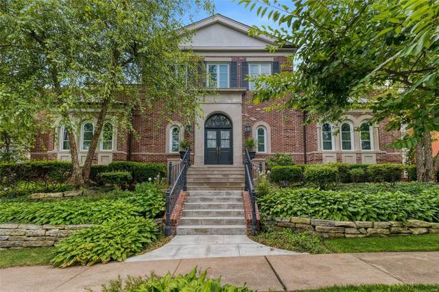 7744 Pershing Avenue, St Louis, MO 63105 (#21066405) :: Reconnect Real Estate