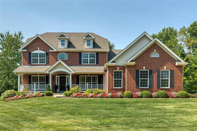 457 Beauwood Court, Olivette, MO 63132 (#21066414) :: Clarity Street Realty