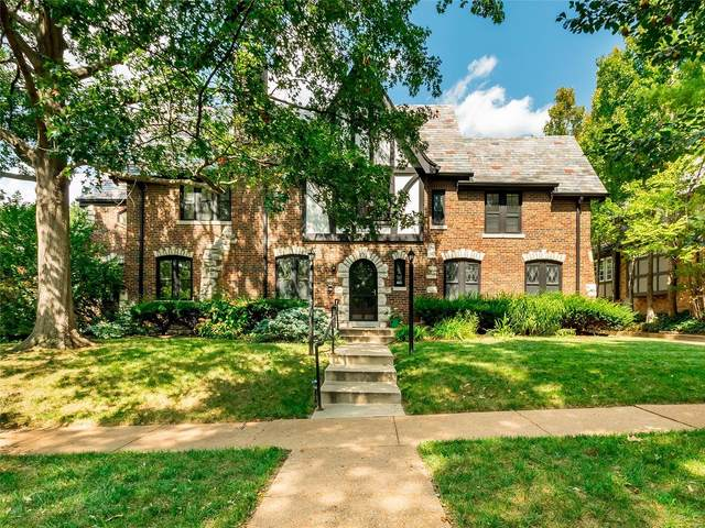 7407 York, St Louis, MO 63105 (#21066443) :: Parson Realty Group
