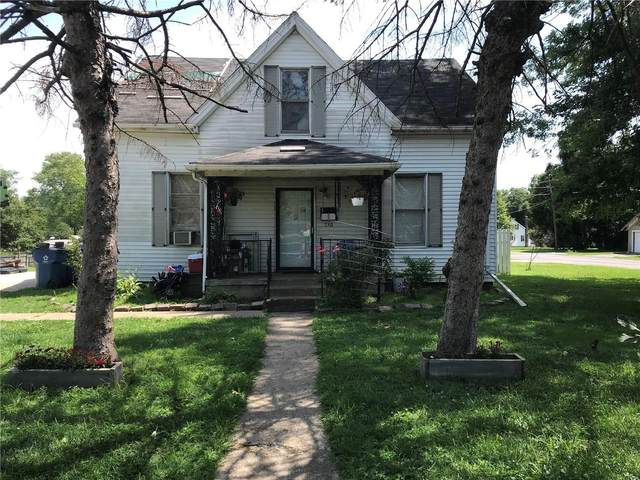 740 Henry Street, Collinsville, IL 62234 (#21066446) :: St. Louis Finest Homes Realty Group