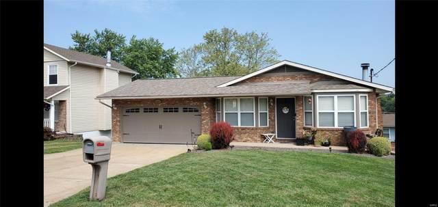 2641 Kimberly Anne Lane, Arnold, MO 63010 (#21066447) :: Walker Real Estate Team