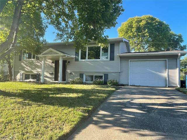 803 Pennsylvania Street, Collinsville, IL 62234 (#21066451) :: Reconnect Real Estate