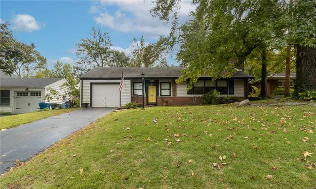 1334 Beverly Avenue, St Louis, MO 63122 (#21066456) :: Matt Smith Real Estate Group